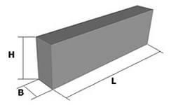 обозначения параметров прогона