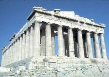 Дорический стиль в архитектуре Древней Греции