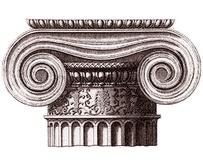 Волюта - украшение древних капитолей