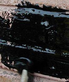 гидроизоляция мастикой наружной части фундамента