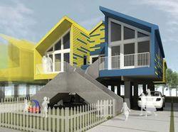 Дуплекс - дом на две семьи
