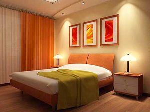 Оптимальные размеры спальни