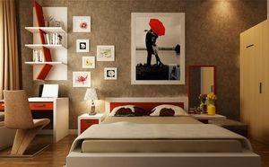 Удобная спальня