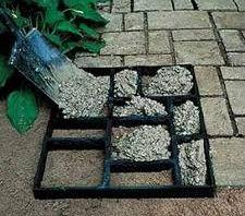 Материал для садовых дорожек