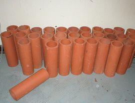 Глиняные трубы для дренажа
