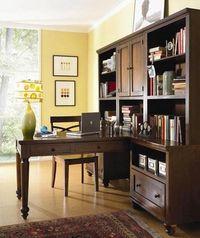 Мебелировка кабинета