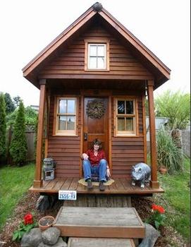 Полноценный маленький дом